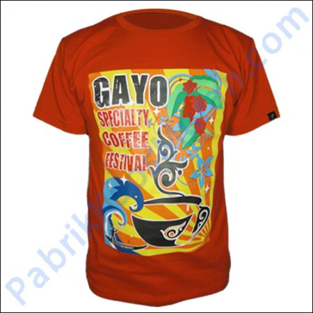 Coffee Festival t-shirt